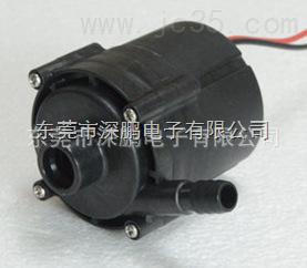 东莞深鹏供应电脑水泵/电脑CPU冷却系统专用微型静音无刷水泵。