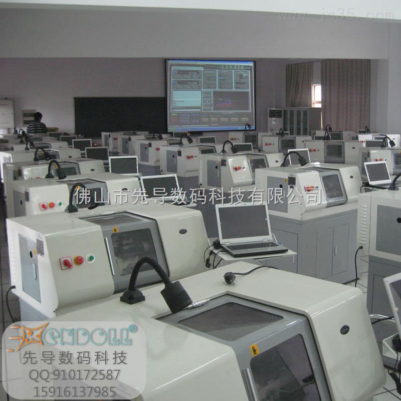 先导品牌教学用CNC数控小车床