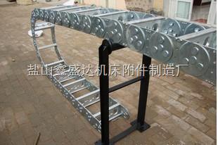 专业生产机床机械专用长寿命钢制拖链