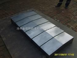 钢板防护罩、钢板伸缩式防护罩