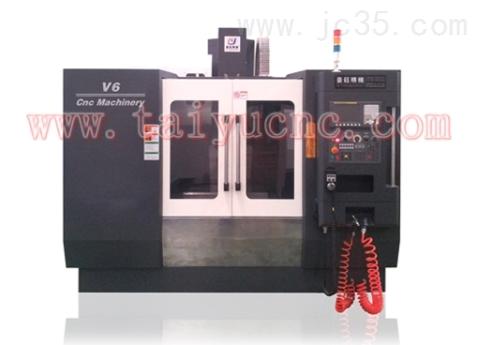 V6高速立式加工中心