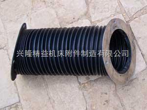 安徽金品质防油防静电伸缩式丝杠防护罩