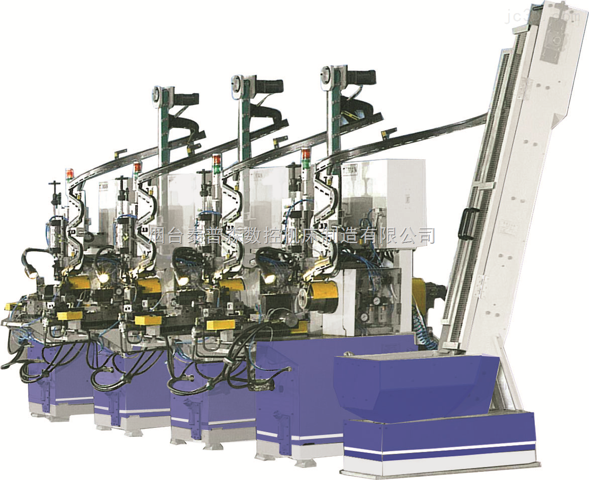 ZZDX--01圆锥轴承套圈自动生产线