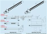 厂家专业生产机床机械专用螺旋式机床排屑器