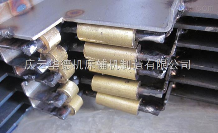 机床钣金防护罩 镇江不锈钢板导轨防护罩质量有保障