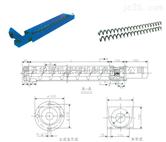 保城单刀架数控车床螺旋排屑机 螺旋排屑器的应用范围
