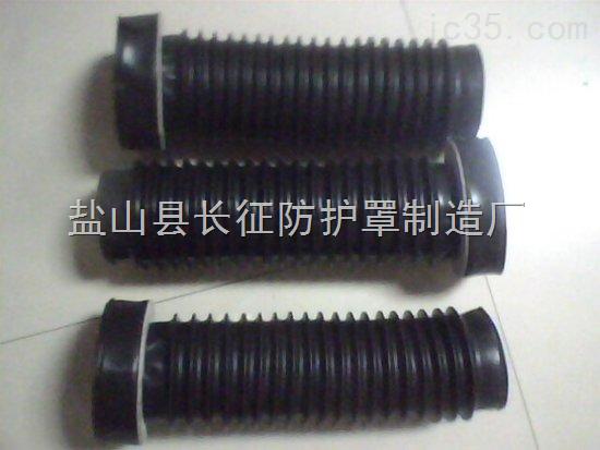 油缸保护套丝杠防护罩(冷钢丝圈油缸保护套)