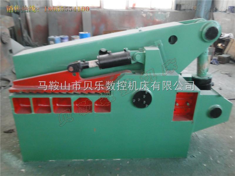 金属回收行业设备鳄鱼剪 采购鳄鱼金属剪切机