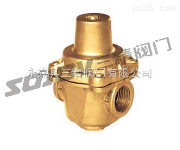减压阀图片系列:YZ11X支管式减压阀,水用减压阀,压缩空气减压阀