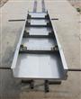 304不生锈best365亚洲版官网钢板防护罩、数控机械导轨防护板