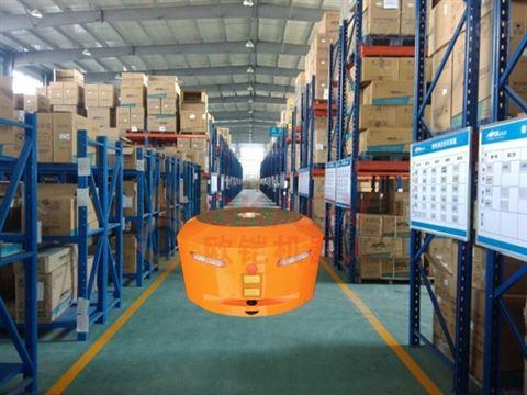 上海 亚马逊物流配送kiva搬运机器人 智能仓储搬运机器人