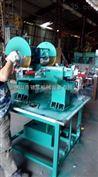 不锈钢自动45度液压切角机