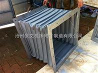 灰色硅胶布耐温伸缩软管生产商