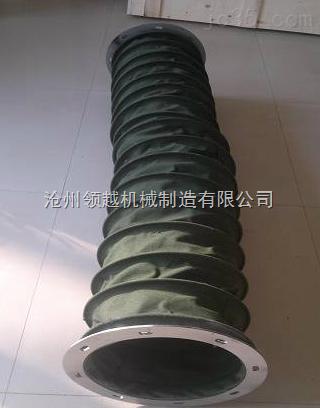 耐压帆布伸缩通风管