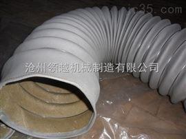 炼钢厂专用防火阻燃耐高温管道通风软连接