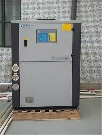冷却水塔,工业冷水机,水冷式冷水机