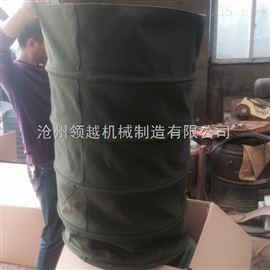 水泥输送帆布软连接-耐磨耐腐蚀透气均匀