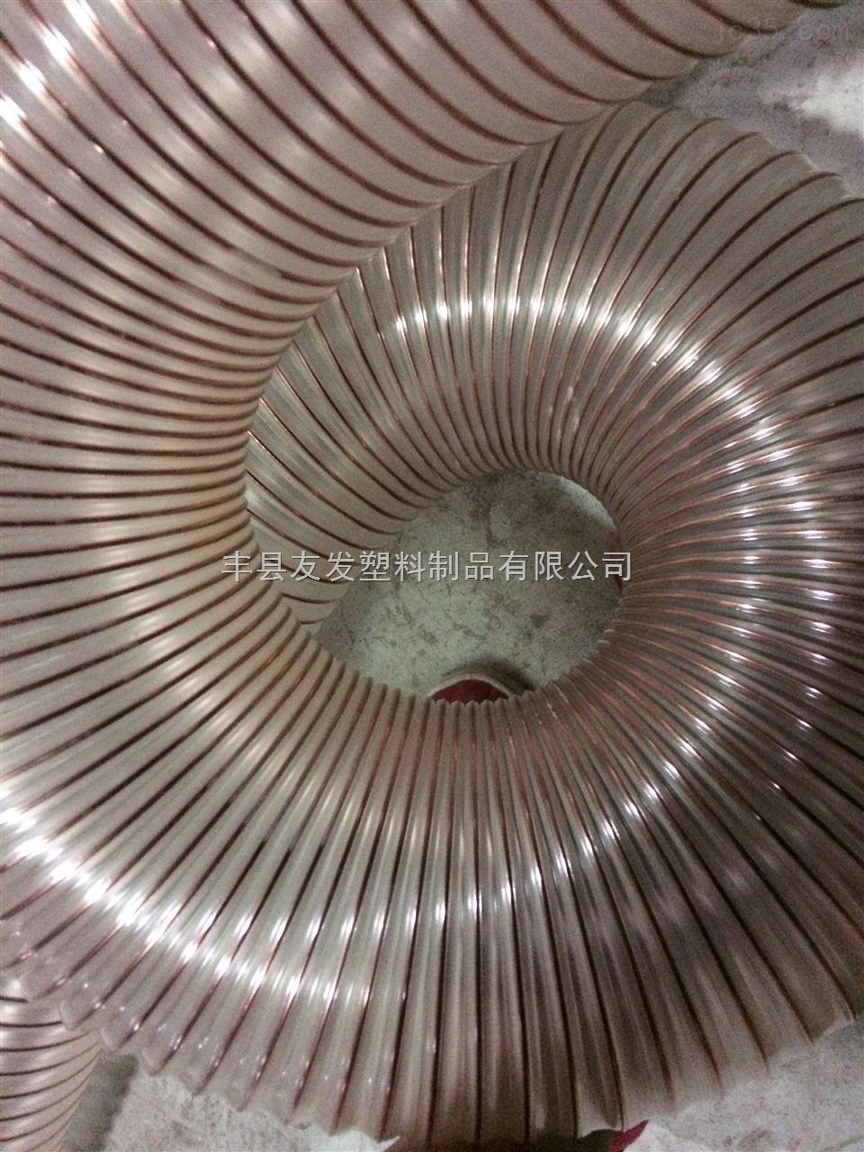 tpu绕性风管