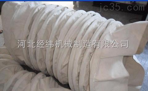 热销水泥伸缩布袋水泥罐车专用水泥伸缩布袋