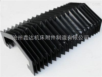 定制柔性風琴式防護罩