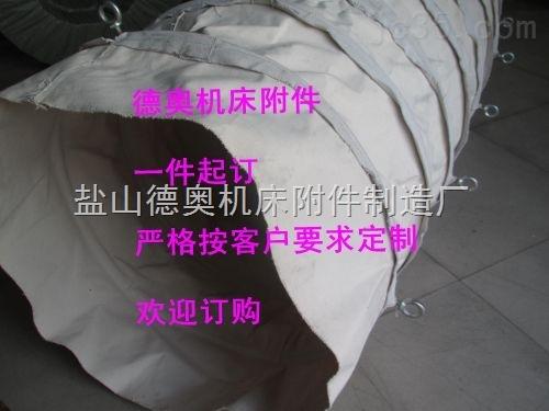 运城耐高压耐磨水泥伸缩帆布袋制造厂