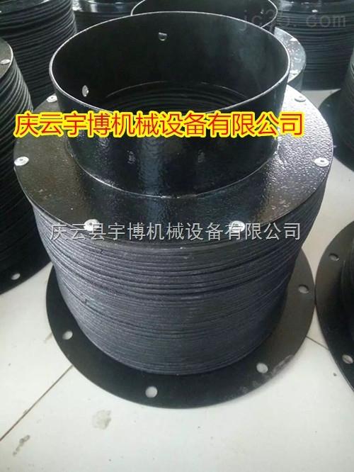 非标订做圆筒式电动推杆伸缩保护套