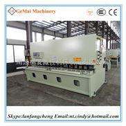 QC12Y-16*3200液压摆式剪板机