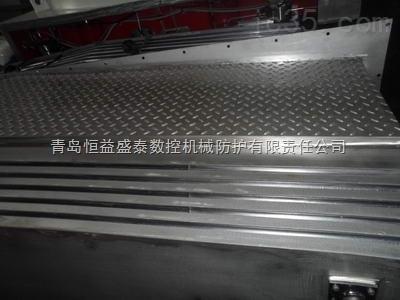 雕刻机风琴防护罩青岛厂家
