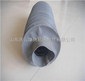 规格齐全伸缩式圆形丝杠防尘罩
