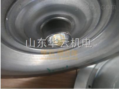 华云豪克能湿式离合器压盘镜面加工