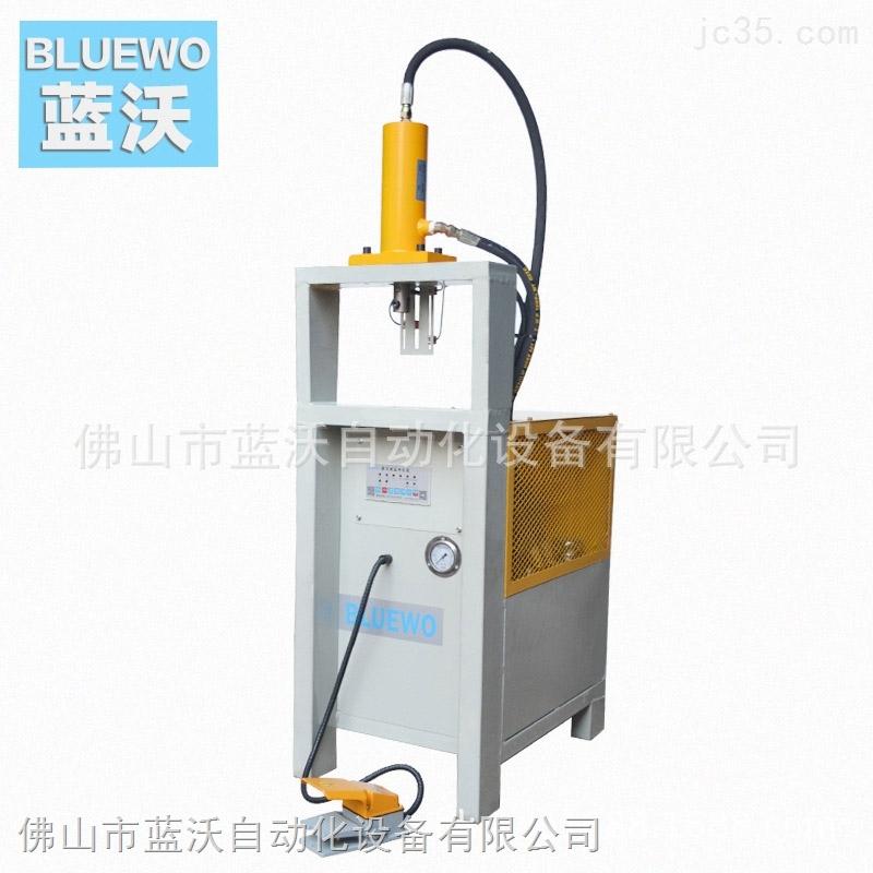 供应液压锌钢护栏专用冲孔机