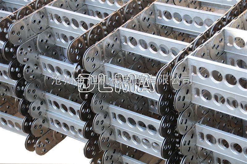 胶管钢铝拖链TL125II300*350*7450