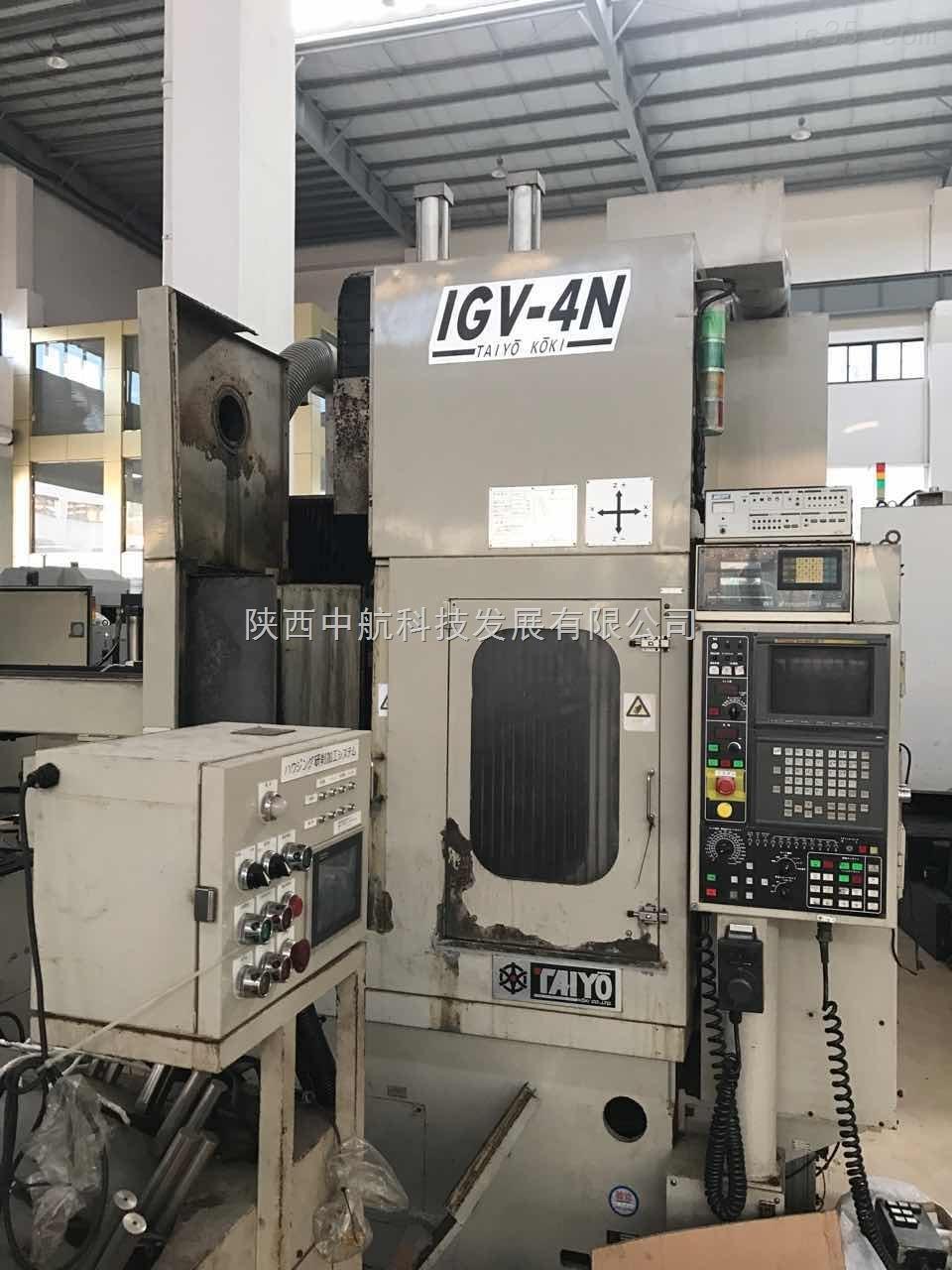 日本太阳工机IGV-4N数控立式内外圆磨床