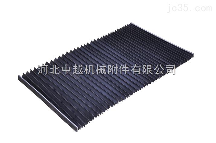 定制柔性风琴式防护罩