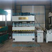 专业生产250吨三梁四柱压力机 电动车配件锻压成型压力机