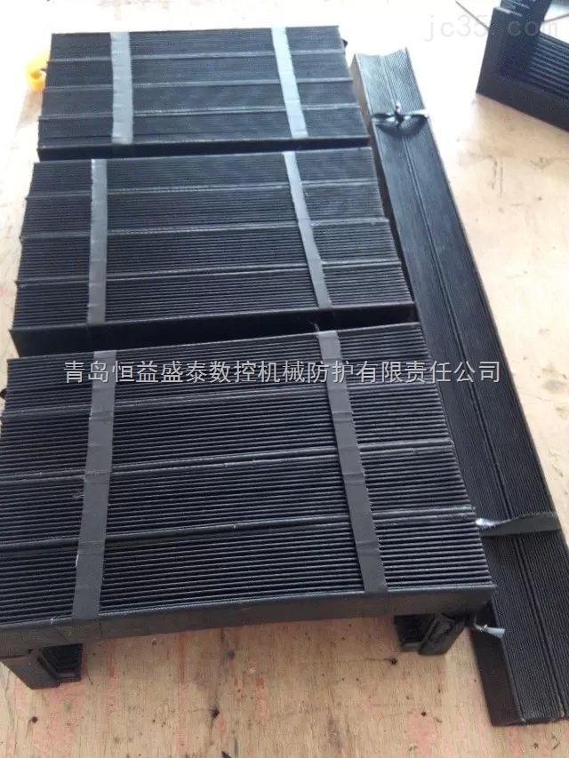 水切机用防护罩/U型石材机械风琴防护罩供应厂家