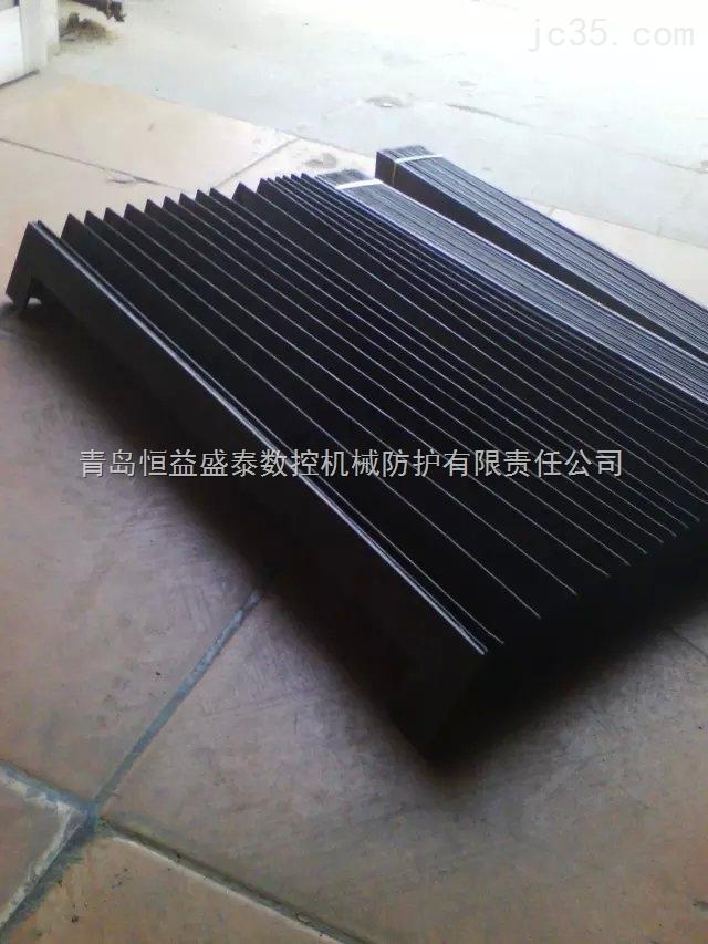 上海镜面火花机防尘防尘护罩青岛