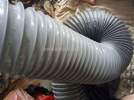 排烟脱硫装置耐高温硅钛伸缩软连接