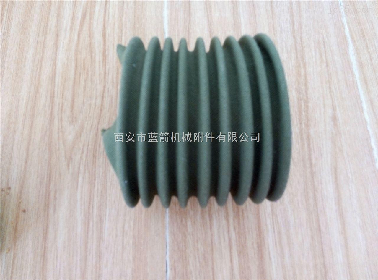 苏州帆布缝制丝杠防护罩