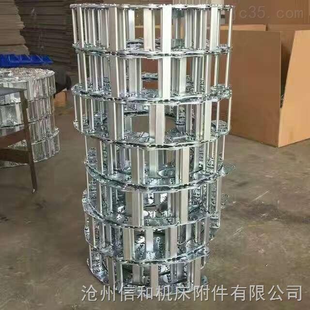 青岛/钢厂钢铝拖链可定做