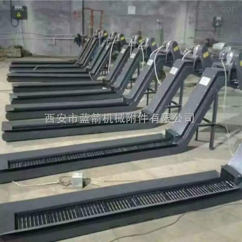 西安机床链板式排屑输送机