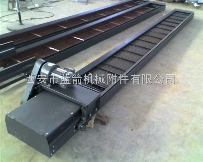 机床排屑链板式排屑机