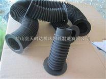 耐高温机床丝杠防护罩