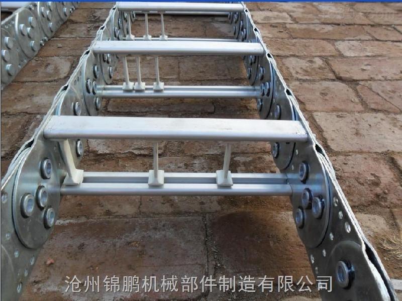 穿线专用钢铝拖链高品质