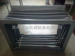 电柜帆布通风散热软连接供应商