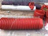 防铁屑加厚硅胶高温保温软连接制造商