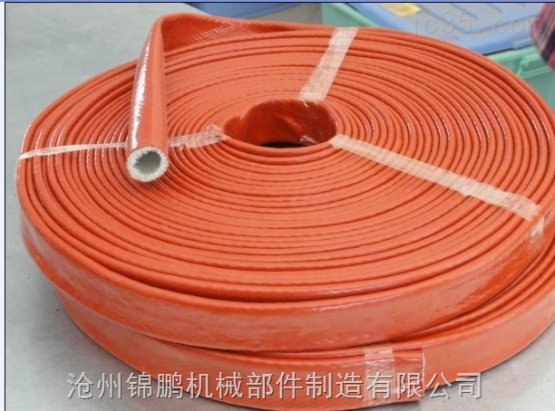 硅胶隔热穿线管弯曲性能好