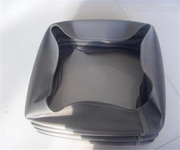 德玛直销高温风道接口软连接--圆形方形任你选择