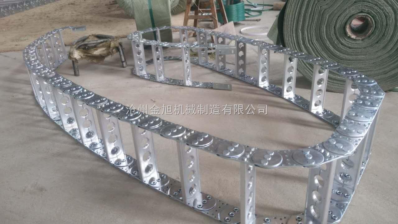 拼装机钢制拖链