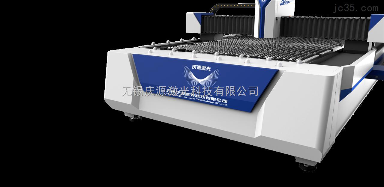 2040金属材料激光切割机